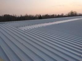 Rifacimento copertura capannone